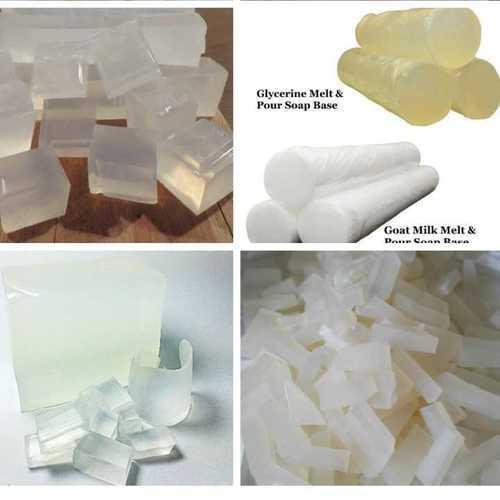 Very Pure Glycerine Soap Base