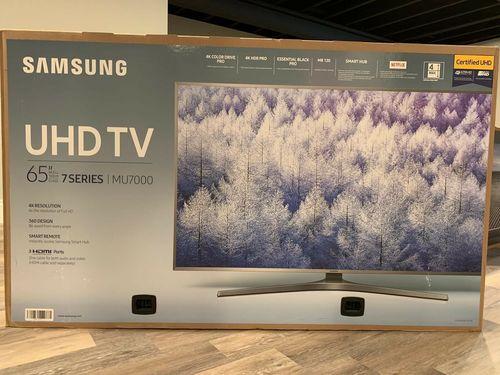 Led HDR Smart Tv (Samsung)