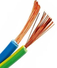 Fully Electrical Solid Wire