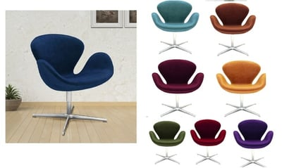 Light Weight Adjustable Lounge Chair
