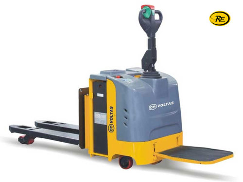 2.0t Capacity Power Pallet Trucks Bpot With Charger