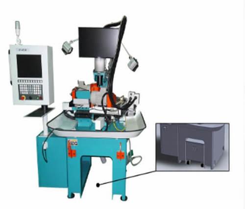 CNC Wheel Trimming Machine