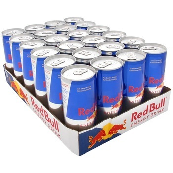 Original Red Bull 250ml Energy Drink