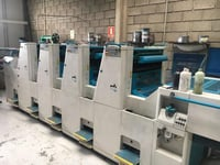 Polly 466 - 4 Color Offset Printing Machine