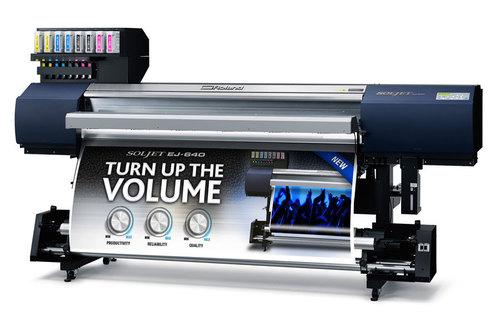Roland SOLJET EJ-640 Large-Format Color Printer