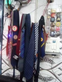 Standard Size Casual Ties