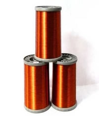 Copper Polished Winding Wire