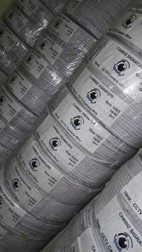 Crack Free CCTV Cable Wire