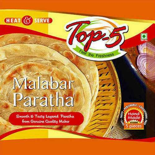Fresh Malabar Veg Paratha