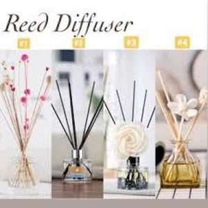 Pure Fragrance Reed Diffuser