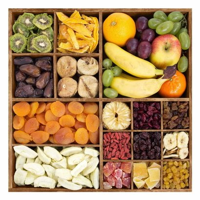 Multi Color Organic Natural Dehydrated Fruits