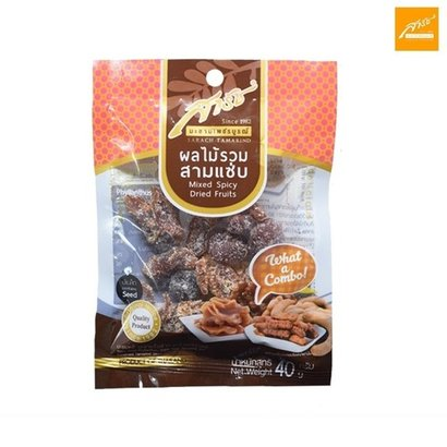 Sarach Tamarind Mixed Spicy Dried Fruits Certifications: Gmp