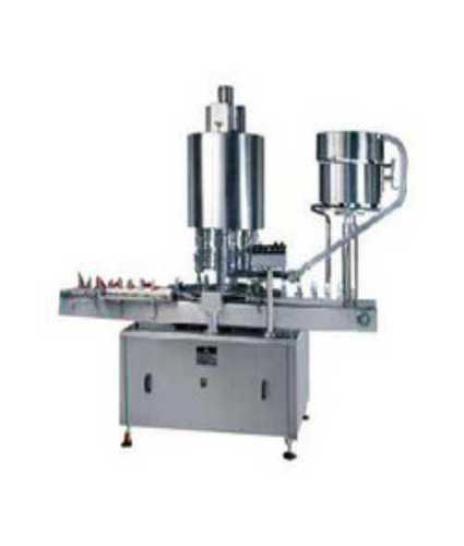 Automatic Heavy Duty Stainless Steel Capping Machine