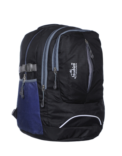 Black Mirror 13l Lightweight School, College Backpack Comes With Laptop Compartment And Rain Protected Cover