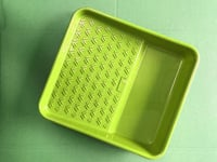 Green Pp Paint Tray
