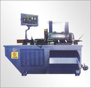 Double Heads Hydraulic Automatic Pipe Ending Forming Machine
