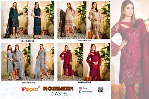 Paskistani Style Suits