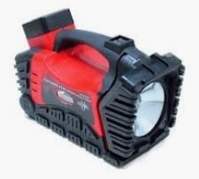 Rechargeable Compressor