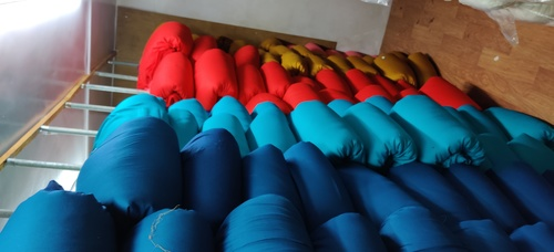 Blue Dyed Fabric in Surat