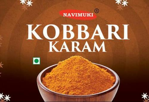 Coconut Tasty Powder Kobbari Karam