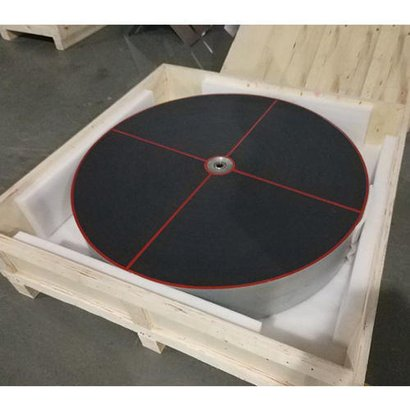 Desiccant Silica Rotors Size: 150 To 2000 Mm Dia And Thickness 25 To 300Mm