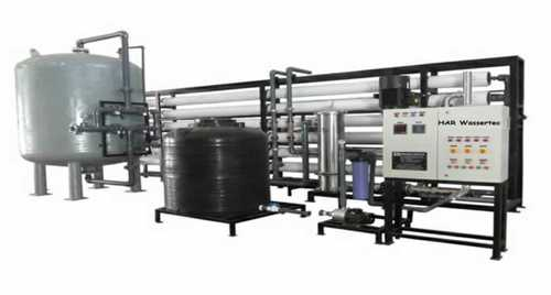 Electric Water Treatment Plants