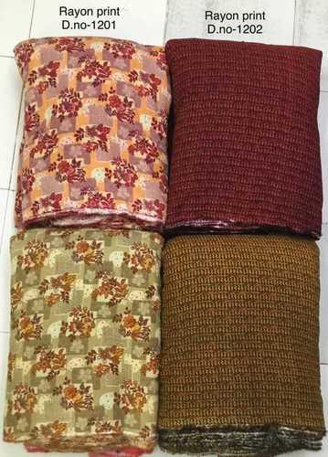 High Grade Rayon Fabric