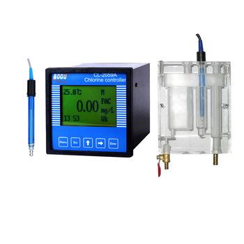 Online Residual Chlorine Meter