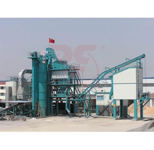 Optimum Performance Asphalt Plant
