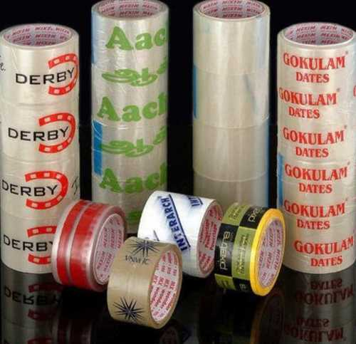 Printed BOPP Tape Roll