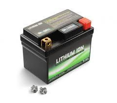 Rechargeable Lithium Ion Batteries