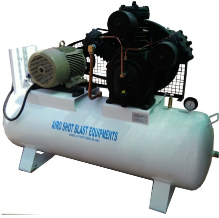 Reciprocating Air Compressor 15HP