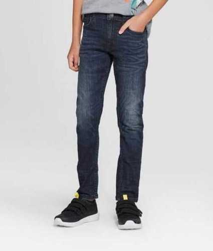 Skin Friendly Boys Denim Jeans