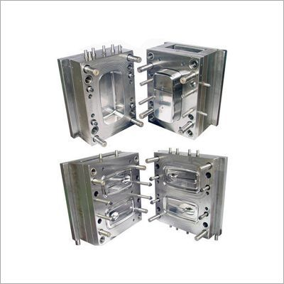 Any Type Of Plastic Mould Die Job Work