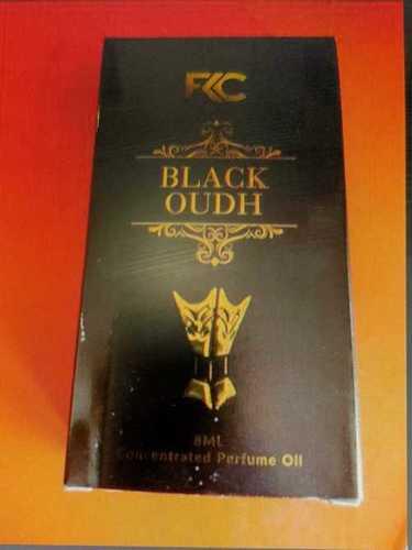 Black Oudh Perfume Oil