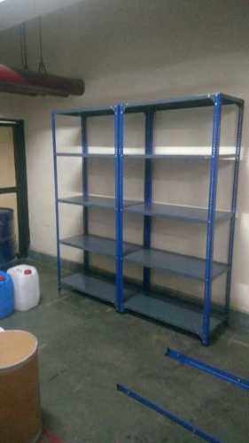 Floor Stand Slotted Angle Rack