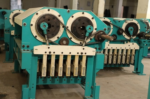 Industrial Electronic Jacquard Loom Machine