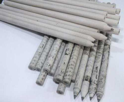 Industrial Recycled Paper Pencils