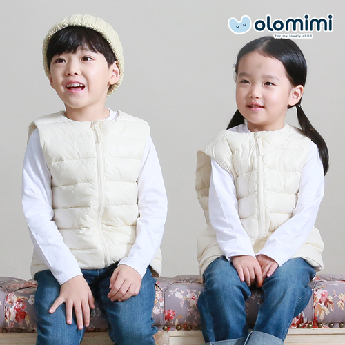 Kids Cream Color Padded Jacket Age Group: 2-12