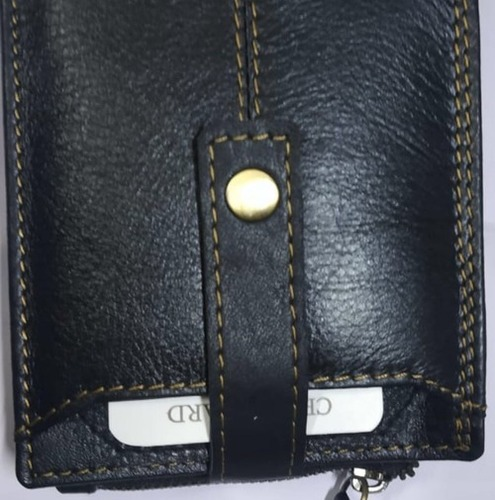 Mens Leather Stylish Bifold Wallet