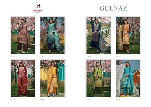 Pashmina Salwar Suits - Gulnaz