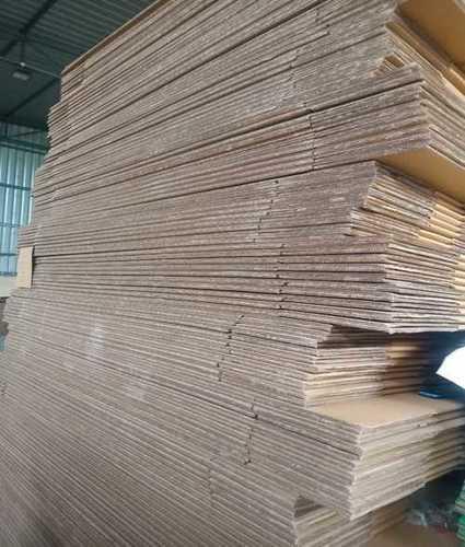 Plain Corrugated Carton Box