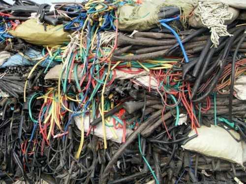 PVC Cable Scrap For Recycling