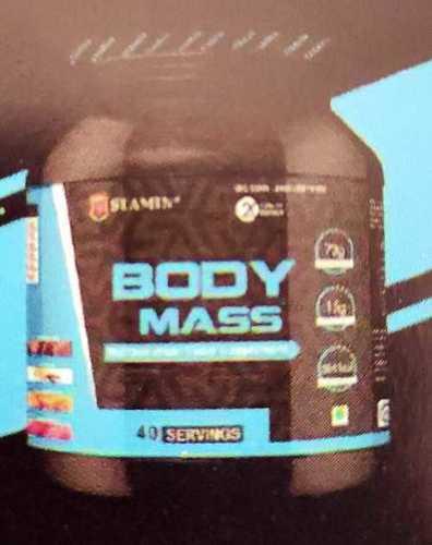 Stamin Body Mass Protein Powder