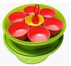 Tupperware Spice Box