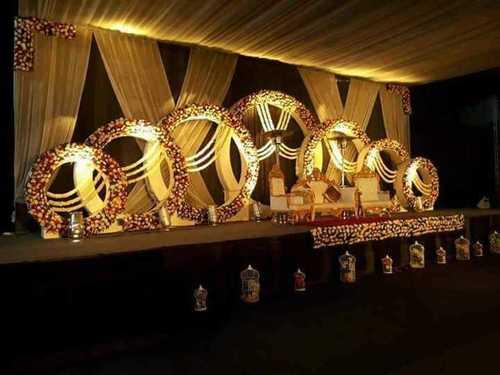 Backdrop Decoration Services