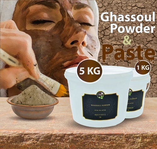 Moroccan Ghassoul Clay Powder