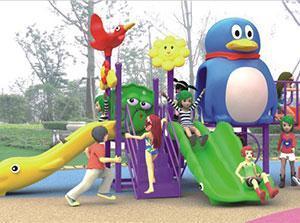 Multicolor Modern Children Slide