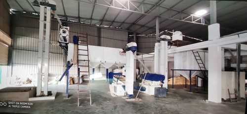 Stainless Steel Atta Making Plant