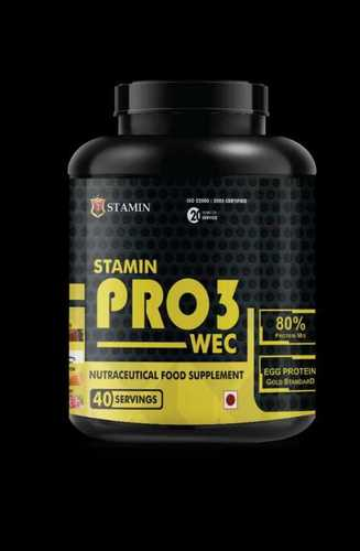 Stamin Pro3 Nutraceutical Food Supplement